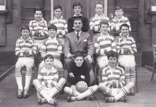Academy football team 2