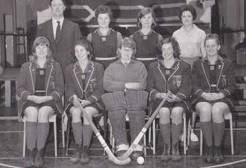 Academy hockey team 4