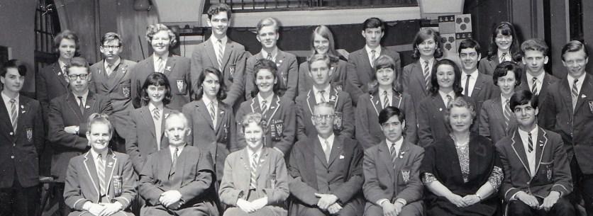 Academy teachers and prefects (2)