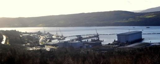 Clyde Submarine Base