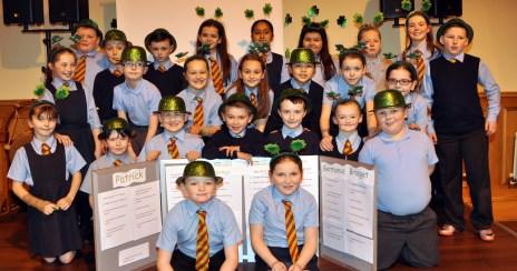 Paddy 1 Quiz St Michael's PS