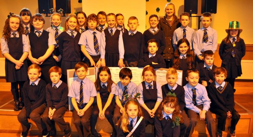 Paddy 5 Quiz St Patrick's