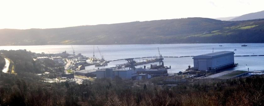 Base - Clyde Submarine Base