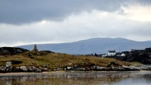 Donegal - a soft day at Cruit Island off Kincasslagh in Co Donegal a