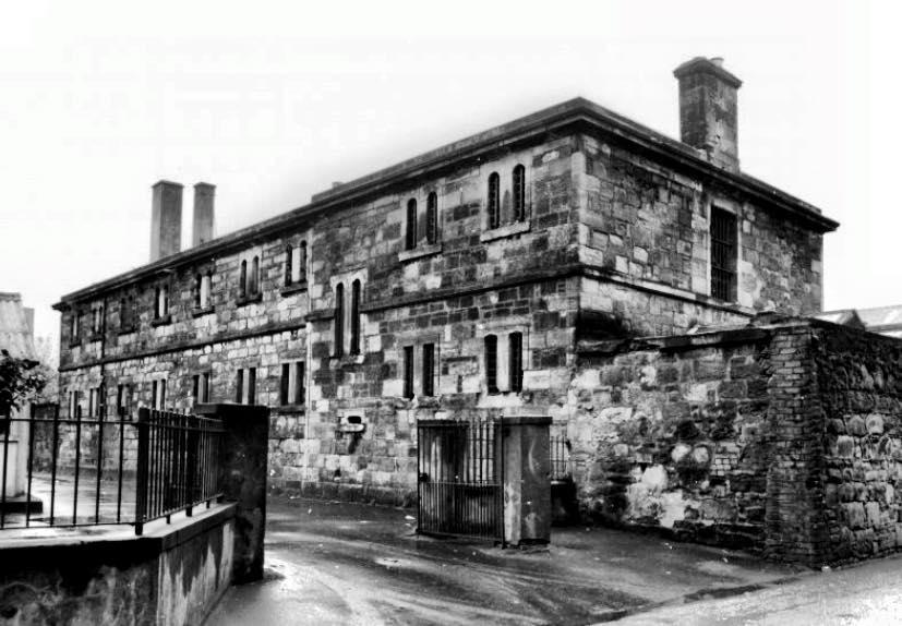 Dumbarton Jail