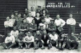 First World War Dardanelles