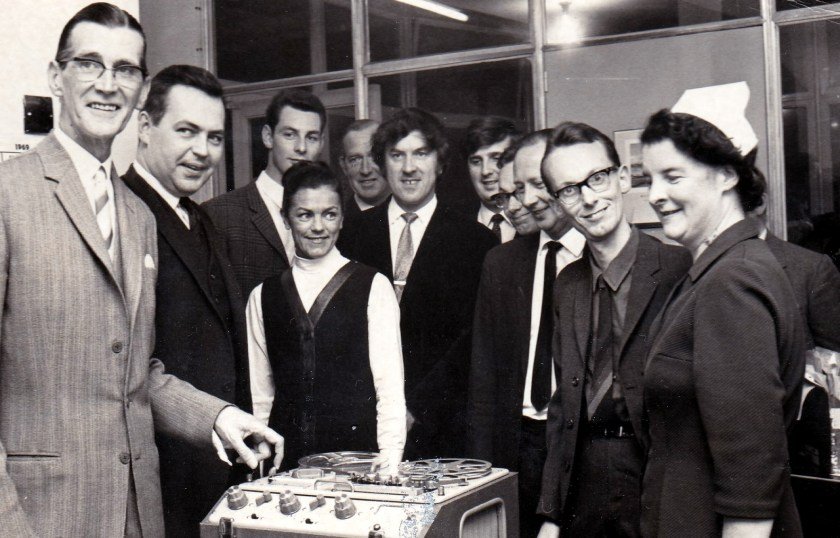 Queen at Vale hospital radio lennox