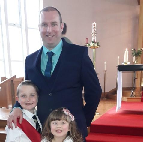 Storrie Stephen and children