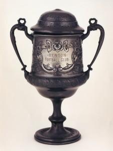 World Cup trophy won by Renton FC