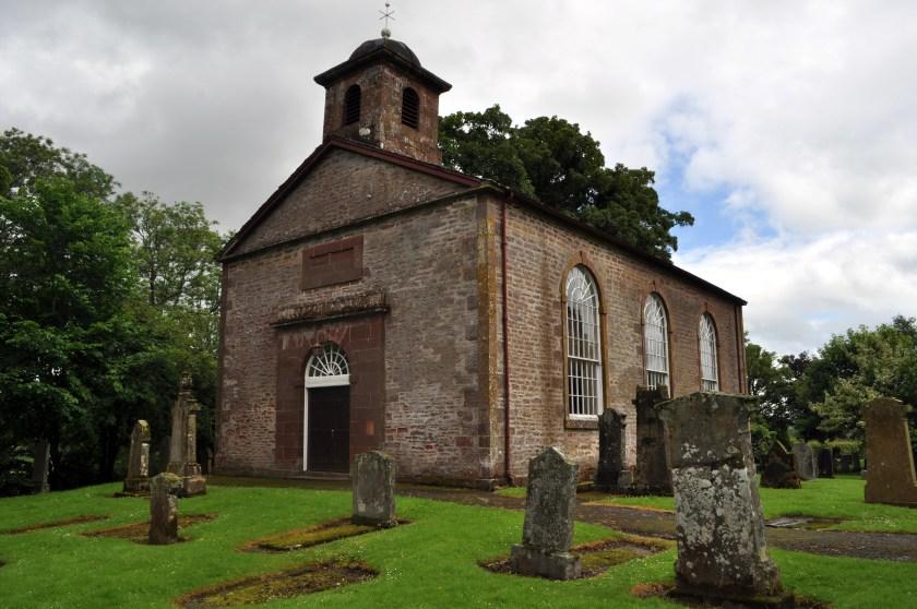 Fraser buried at Kilmaronock