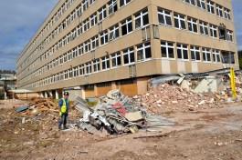 OLSP demolition 2