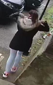 Naylor Sophie Naylor - CCTV