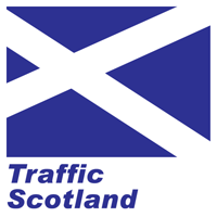 Traffic Scotland logo
