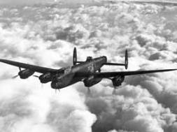 DML remembrance 4 Avro Lancaster