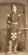 John Healey, brother of Patrick Shamrock Healey, killed in the Great War