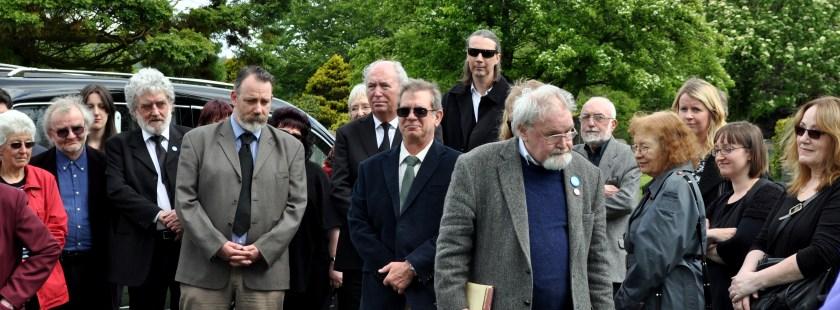 Morag funeral 2