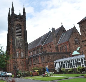 Gowans - Church of St Patrick