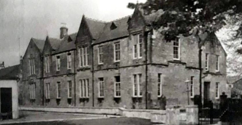 Gowans - St Patrick's McLean Place building
