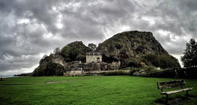 calm at castle by michael moffat 2