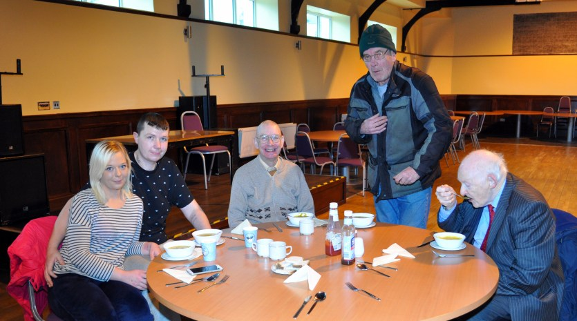st pat's lunch club 4