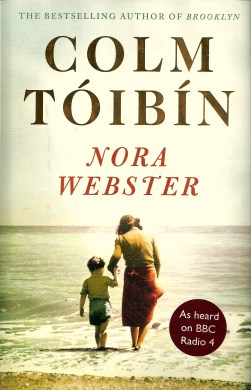 Colm Toibin book cover