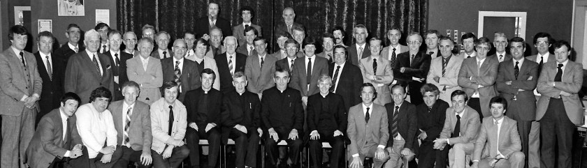 Boys Guild St Michael's Boys' Guild Reunion 1982 (bill is 3rd frm right)