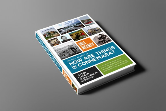 Connemara book cover
