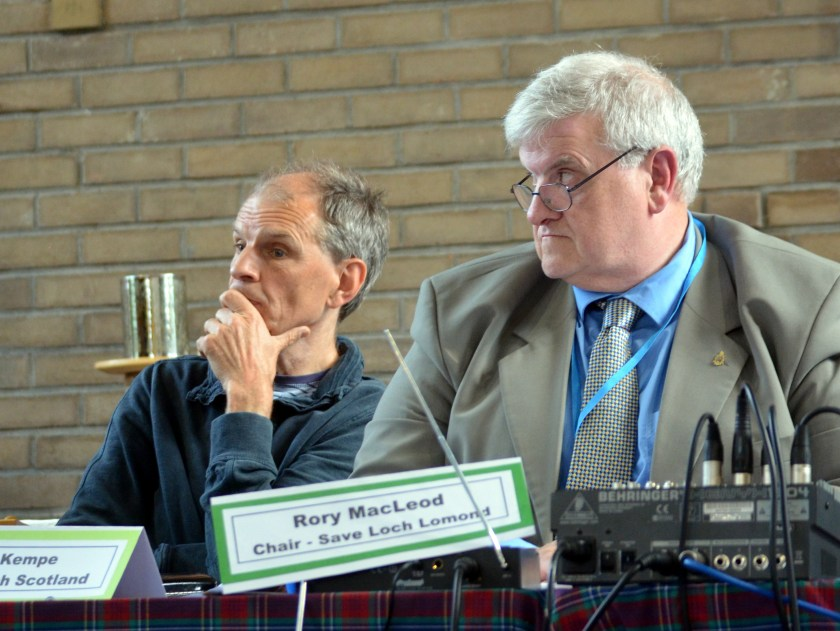Kempe and Rory MacLeod, chair of Save Loch Lomond.jpg