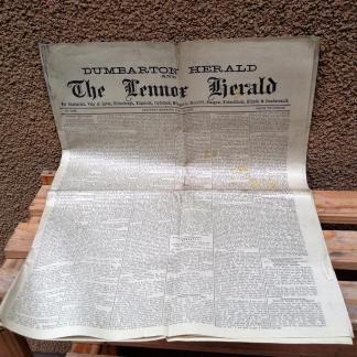 Lennox Herald from 1925