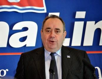 Salmond Alex