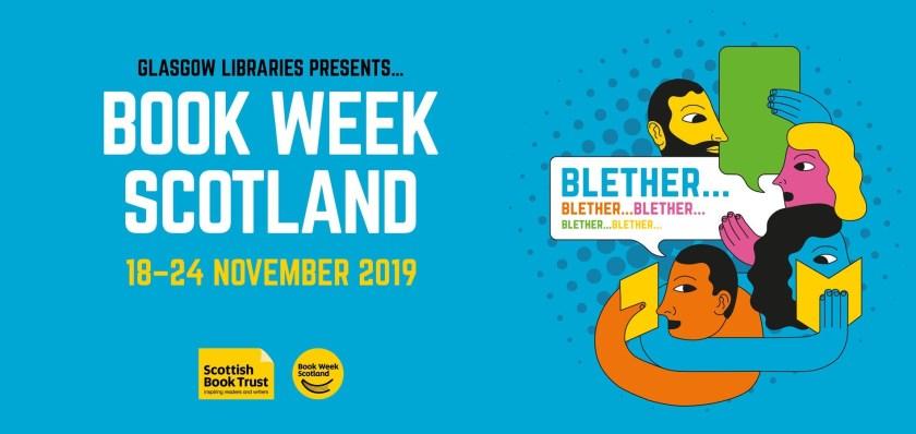 Book week Glasgow