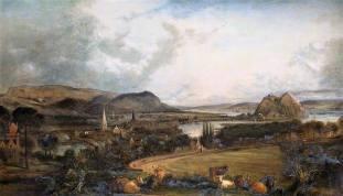 Dumbarton from Kirktonhill