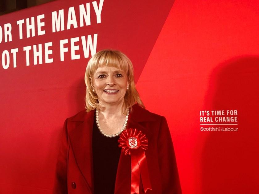 Labour Jean Anne poster
