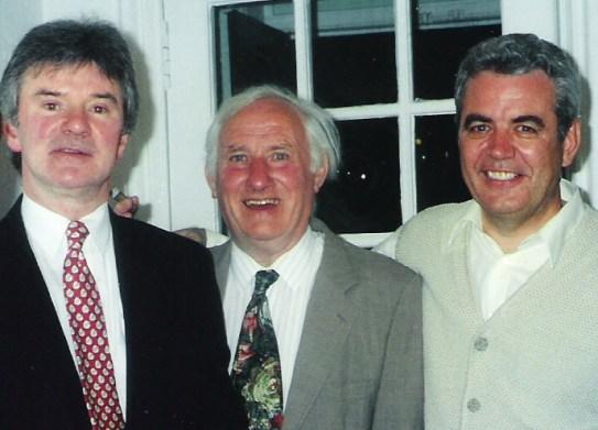 JOHN, DAN and BILL