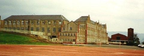 St Patrick's High School circa 1975