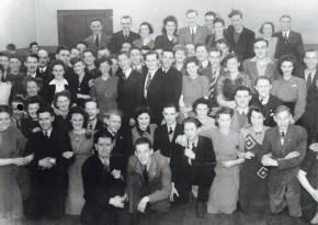 Blackburn staff picture by Tom Gardiner and Jim Crosthwaite