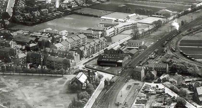 Hartfield and Crosslet Road