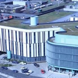 Hospital Glasgow South super hospital