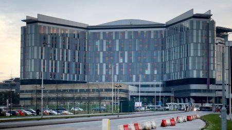 QE hospital dirty