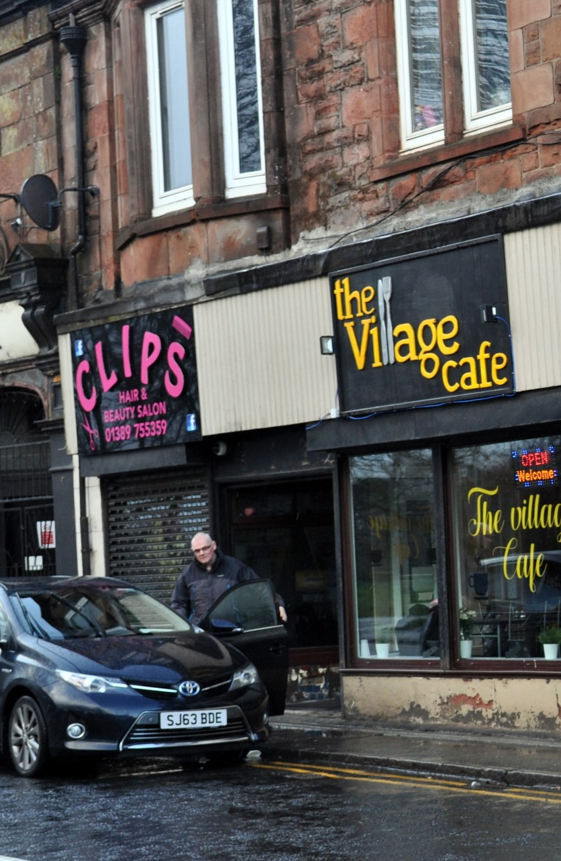 Renton village cafe 2