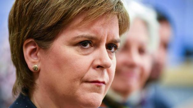 Sturgeon Nicola mental health