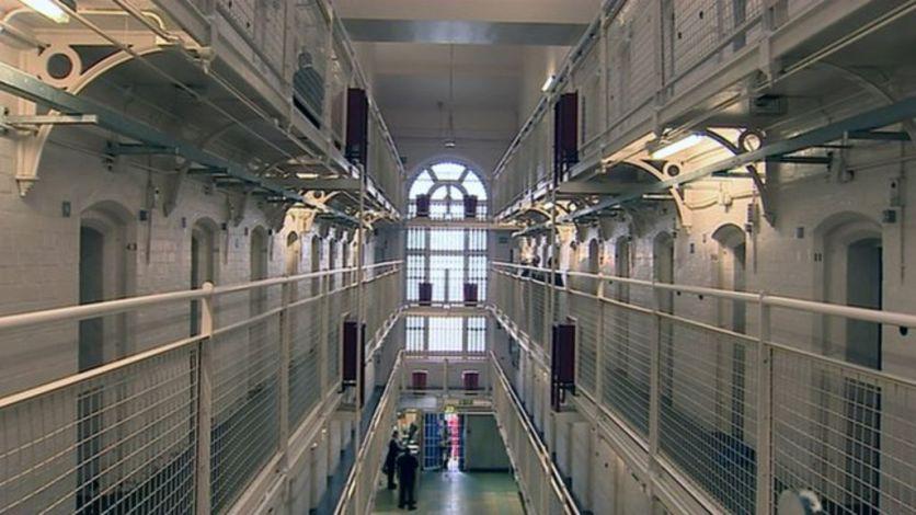 prisons Barlinnie