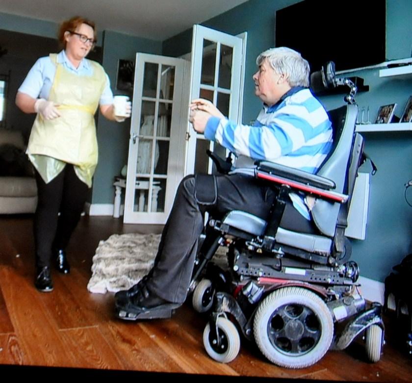 virus homecare wheelchair