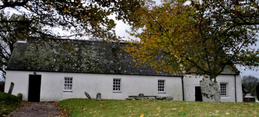 Cardross - St Mahew's Church or Kirkton Chapel as it is known