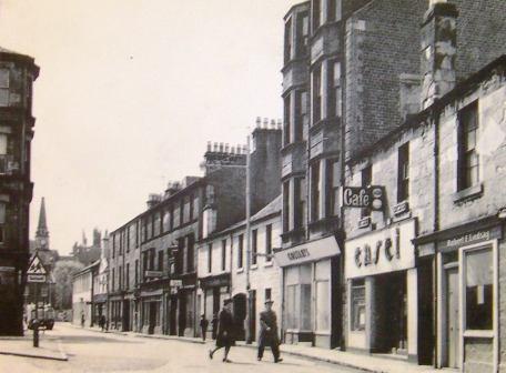 Casci's and Church Street
