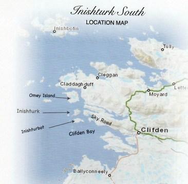 Inishturk 12 map