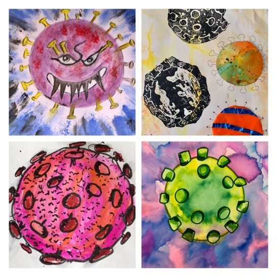 virus paintings from Gemma.jpg 2