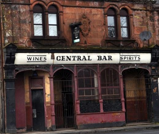 Central Bar in Renton