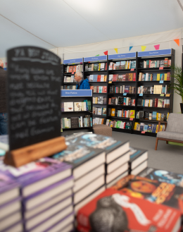 BOOKS: Literacy charity holds virtual book launch