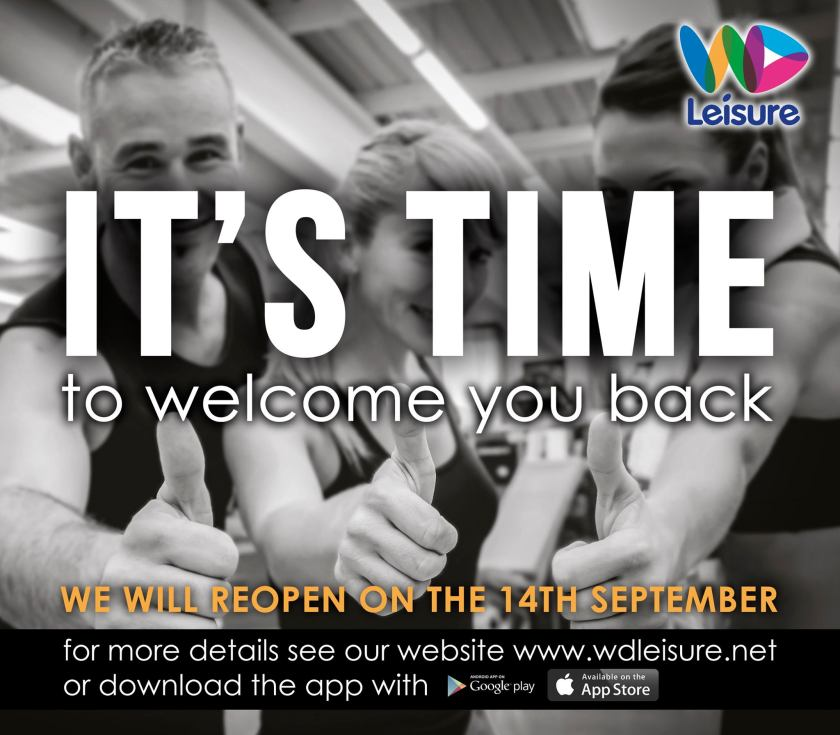 leisure re-opening 2